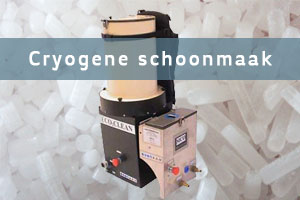 Cryogene industriereiniging,  , . . . ,